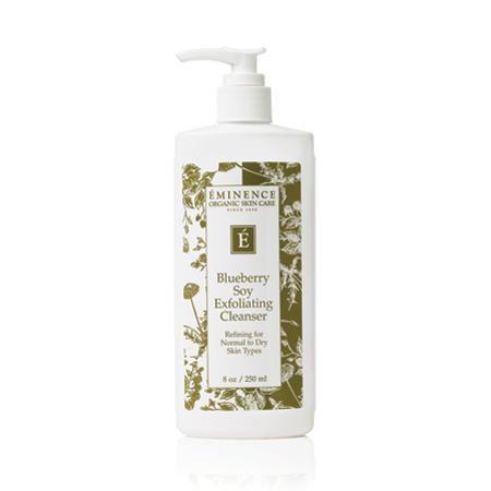 Eminence Organics | Blueberry Soy Exfoliating Cleanser 8229
