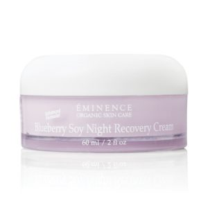 Eminence Organics | Organic Skin Care Blueberry Soy Night Recovery Cream 293