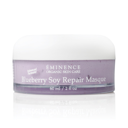 Eminence Organics | Organic Skin Care Blueberry Soy Repair Masque 292