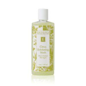 Eminence Organics | Citrus Exfoliating Wash 4205