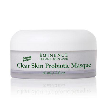Eminence Organics | Organic Skin Care Clear Skin Probiotic Masque 2239