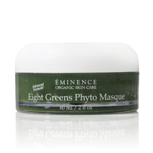 Eminence Organics | Organic Skin Care Eight Greens Phyto Masque 257
