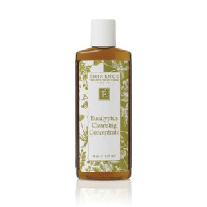Eminence Organics | Organic Skin Care Eucalyptus Cleansing Concentrate 401