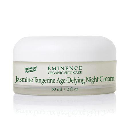 Eminence Organics | Organic Skin Care Jasmine Tangerine Age Defying Night Cream 2246