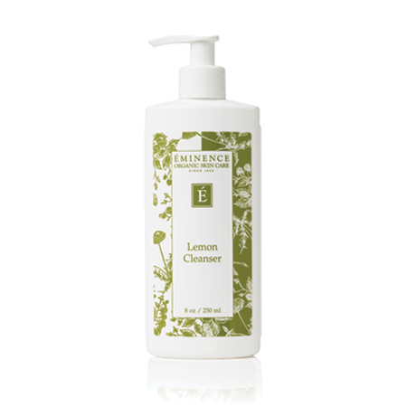 Eminence Organics | Organic Skin Care Lemon Cleanser 802