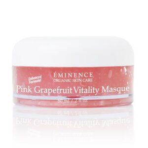 Eminence Organics | Organic Skin Care Pink Grapefruit Vitality Masque 217