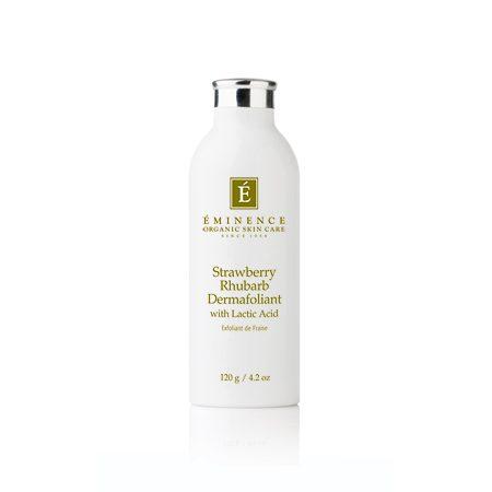 Eminence Organics | Organic Skin Care Strawberry Rhubarb Dermafoliant