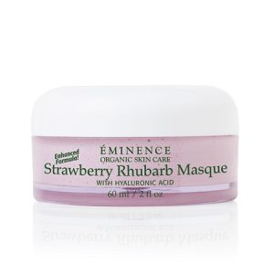 Eminence Organics | Organic Skin Care Strawberry Rhubarb Masque 2238