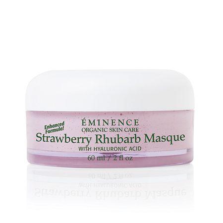 Eminence Organics | Organic Skin Care Strawberry Rhubarb Masque 2238