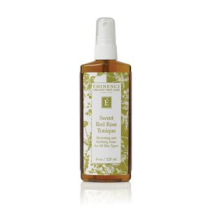 Eminence Organics | Organic Skin Care Sweet Red Rose Tonique 404