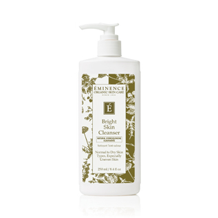 Eminence Organics | Organic Skin Care bright skin cleanser 8270