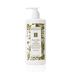 Eminence Organics | Organic Skin Care firm skin acai cleanser 8253