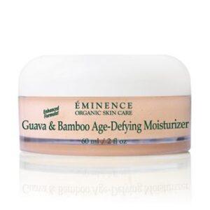 Eminence Organics | Organic Skin Care guava-and-bamboo age defying moisturizer