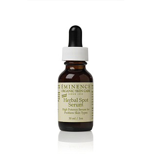 Eminence Organics | Organic Skin Care herbal spot serum 138