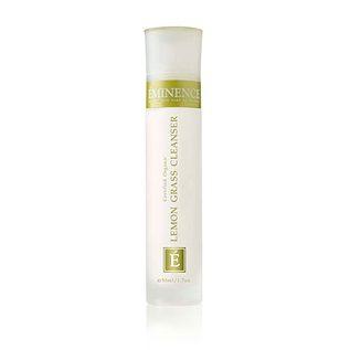 Eminence Organics | Organic Skin Care lemon grass cleanser larger
