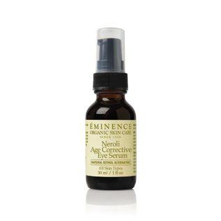 Eminence Organics | Organic Skin Care neroli age corrective eye serum pump 1106