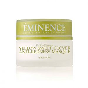 Eminence Organics | Organic Skin Care sweet clover antiredness masque