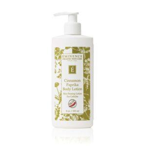 Eminence Organics | Organic Skin Care Cinnamon Paprika Body Lotion 845