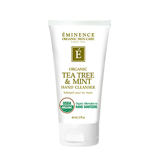Eminence Organics | Organic Skin Care tea tree mint 2217