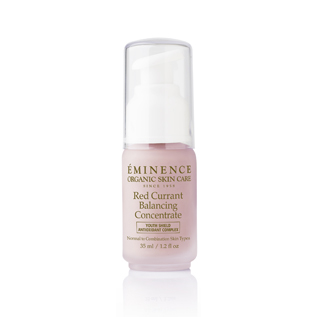 Eminence Organics | Organic Skin Care Red Currant Balancing Concentrate