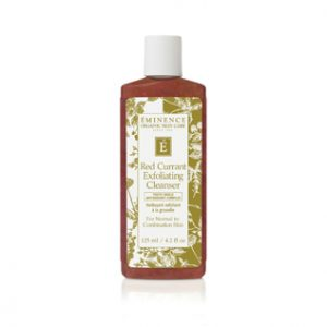 Eminence Organics | Organic Skin Care Red Currant Exfoliating Cleanser
