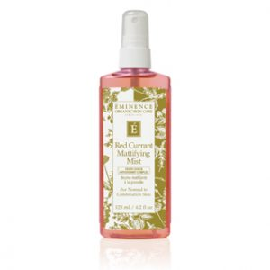 Red Currant Mattifying Mist Eminence Organics | Organic Skin Care