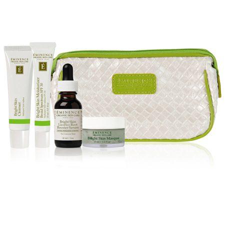 Eminence Organics   Organic Skin Care Eminence bright skin starter set