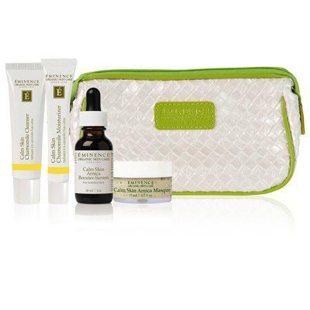 Eminence Organics | Organic Skin Care Calm skin starter set
