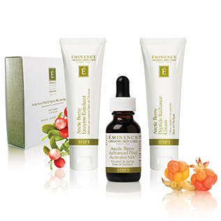 Arctic Berry Illuminating System