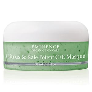 Eminence Organics | Organic Skin Care Eminence Citrus & Kale Potent C+E Masque