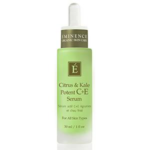 Eminence Organics | Organic Skin Care Eminence Citrus & Kale Potent C+E Serum
