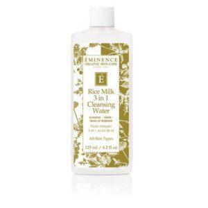 Eminence Organics | Organic Skin Care Eminence Rice Milk 3 in 1 Cleansing Water