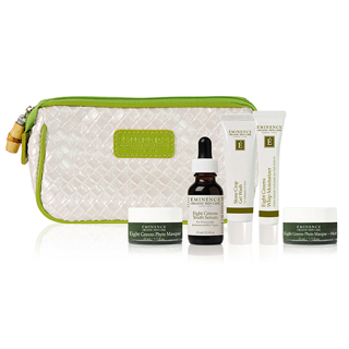 Eminence Organics | Organic Skin Care Eminence Eight Greens Starter Set