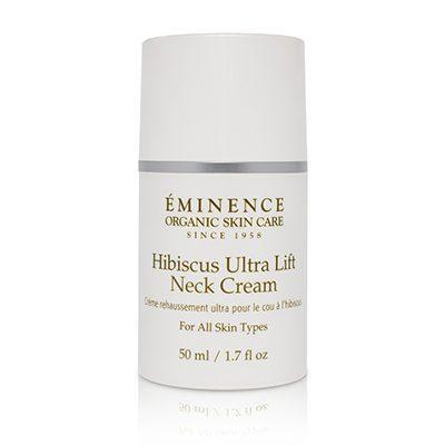 Eminence Organics | Organic Skin Shop | Organic Skin Shop | Buy Eminence | Hibiscus Ultra Lift Neck Cream