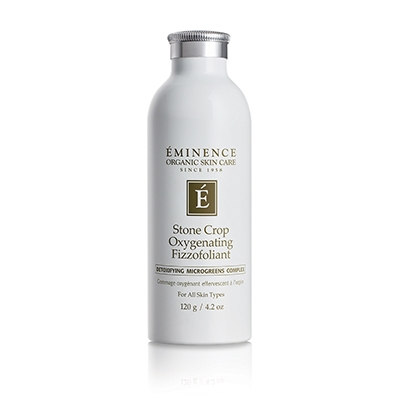 Eminence Organics | Organic Skin Shop | Organic Skin Shop | Buy Eminence | Stone Crop Oxygenating Fizzofoliant