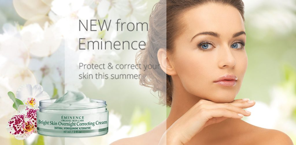 Protect & Correct Your Skin This Summer with Eminence Organics