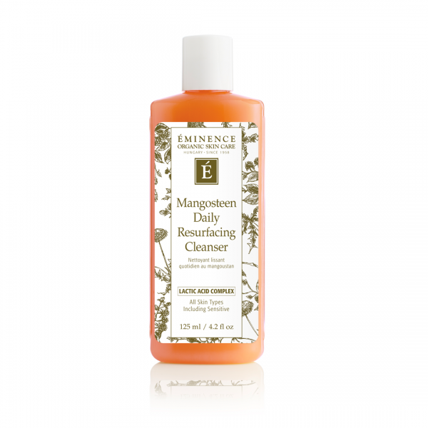 Eminence Organics | Organic Skin Shop | Buy Eminence | Mangosteen Daily Resurfacing Cleanser