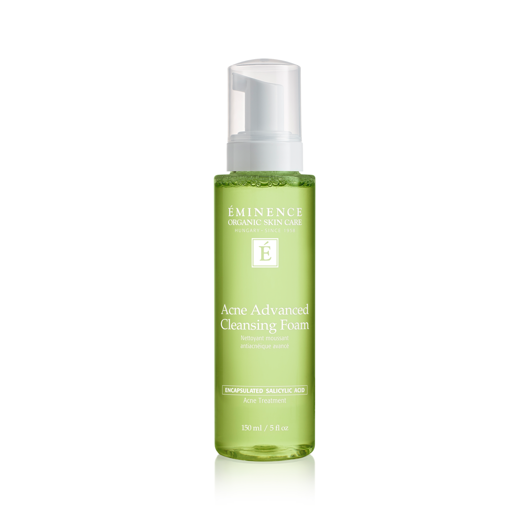 Eminence Organics Acne Advanced Cleansing Foam